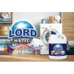 Nước giặt Lord matic L6440-3,8kg